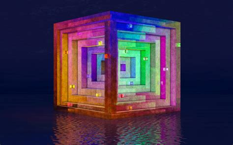 cubes wallpaper wallpapersafari