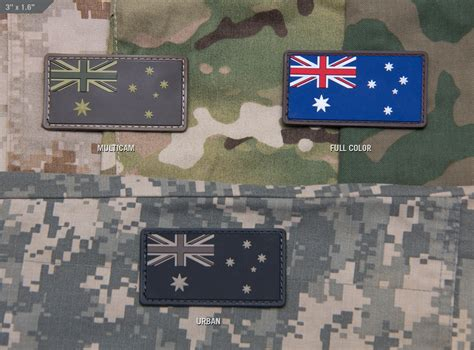 Molay Pvc Morale Patch Tacticool Civilian australian flag pvc mil spec monkey store