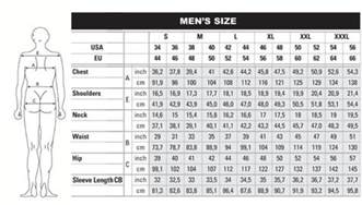 mens uk clothing size chart newhairstylesformen2014 com