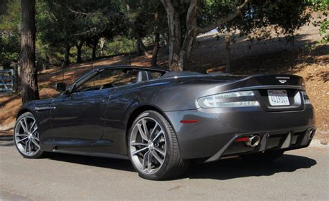 2010 Aston Martin DBS Volante: Stereo Included . . . and Completely Unnecessary   Car and Driver