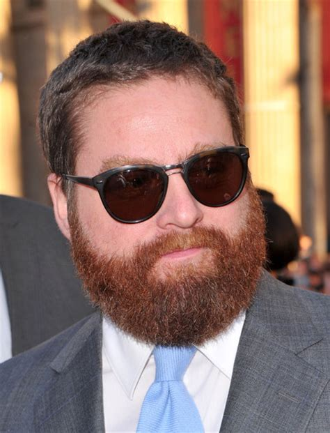 actor zach from hangover zach galifianakis pictures premiere of warner bros quot the