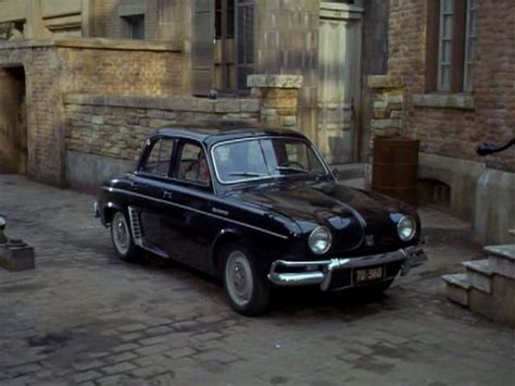 1958 renault dauphine imcdb org 1958 renault dauphine in quot the from u n c l