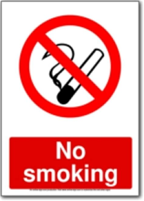 no smoking sign a4 size pin no trespassing funny pinoy pictures on pinterest