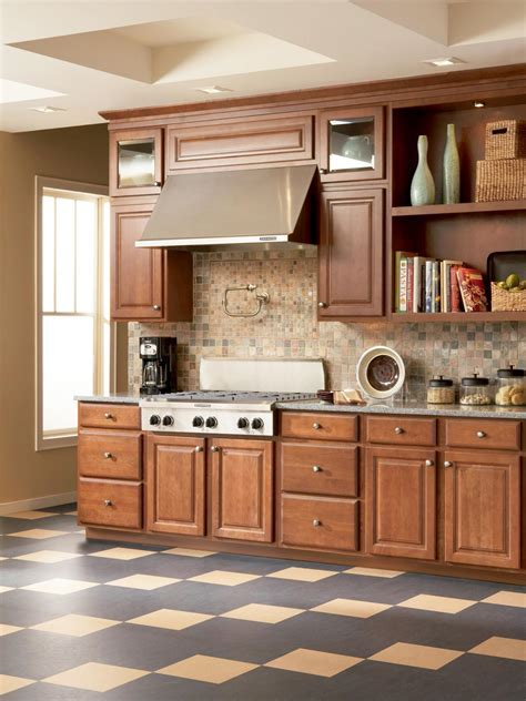 all natural flooring linoleum squares in a vivid pattern