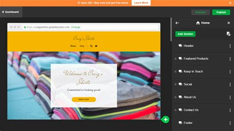 godaddy templates godaddy ecommerce templates pchscottcounty