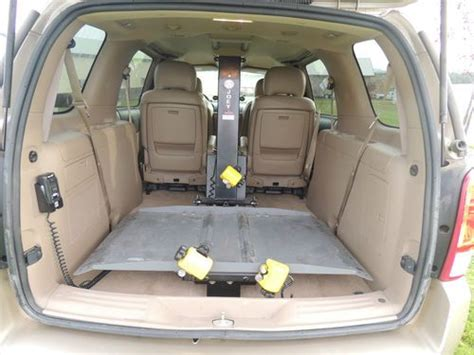 how cars run 2006 chevrolet uplander seat position control sell used 2006 chevrolet uplander lt mini passenger van 4 door 3 5l scooter chair lift in troy