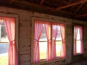 Curtains Hung Inside Window Frame Eatonvillenews
