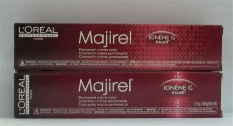 l oreal professional majirel permanent creme color 8 8n 1 7 oz ingredients and reviews loreal majirel professional permanent creme hair color levels 8 up 1 7 oz ebay