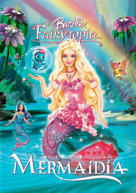 film barbie mermaidia barbie fairytopia mermaidia movie fanart fanart tv