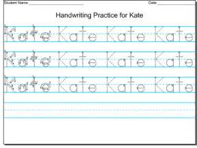 handwriting for preschool hand writing