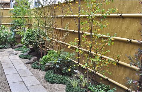 32 best images about bamboo fence on planters