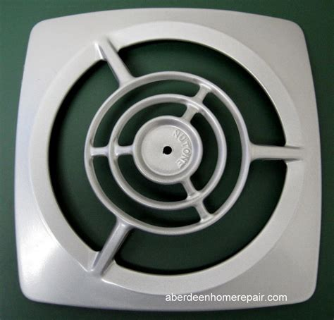 nutone kitchen exhaust fan 17703 018 nutone exhaust fan grille hvacpartstore