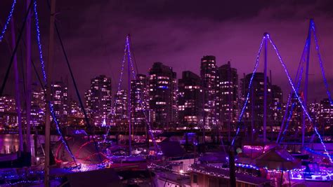 party boat vancouver bc vancouver holiday boats time lapse night condos in the