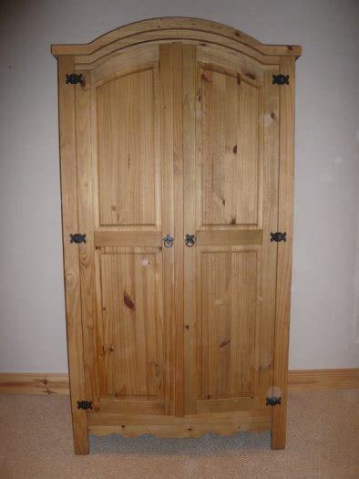 Wooden Wardrobes For Sale - used wooden wardrobe for sale in ballyshannon donegal