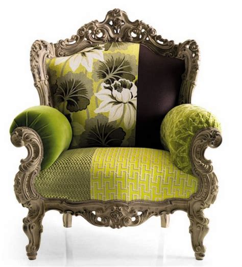 Vintage Armchair eye catching seating items with a quot light vintage quot look freshome