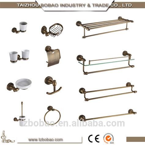 vintage bathroom hardware 23 wonderful brass bathroom hardware sets eyagci com