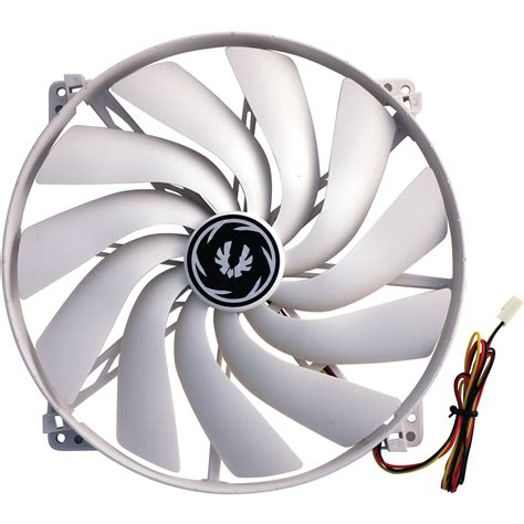 bitfenix spectre 200mm fan bitfenix spectre 200mm case fan white bff scf 20020ww rp b h