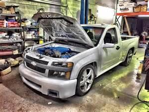 Chevrolet Colorado Turbo Chevy Colorado With A Turbo Duramax Diesel Engine Depot