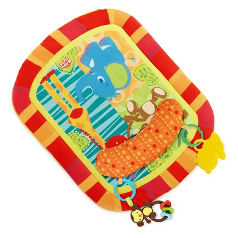 Play Mat by Bright Starts Safari Adventures Prop Play Mat