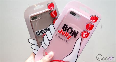 Chrome Jelly Iphone 4567 torrii bon jelly chrome jelly iphone 7 7 plus 保護套 qooah