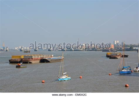 thames barrier boat from greenwich thames barrier london boat stock photos thames barrier