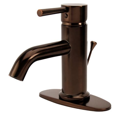 brushed copper bathroom faucets fontaine riviera centerset bathroom faucet brushed