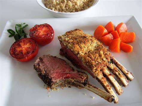 rack of lamb rack of lamb recipe dishmaps