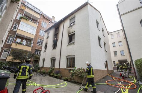 stuttgart rosenbergstraße der brand in der rosenbergstra 223 e in stuttgart west l 246 st