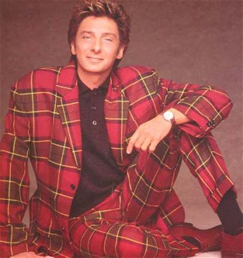 Barry Wardrobe by Manilow Musings Does Barry Manilow You Raided His