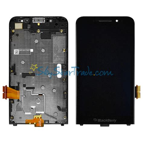 Lcd Bb Z30 blackberry z30 a10 aristo lcd with digitizer and bezel