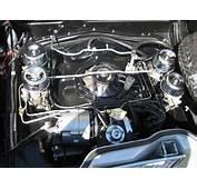 Corvair Engine High Performance Option 4 Carburetors Offered On