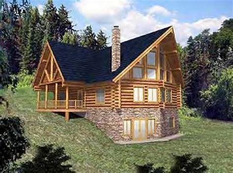 2 story house plans with walkout basement two story house plan with walkout basement walkout basement house plans on sloping
