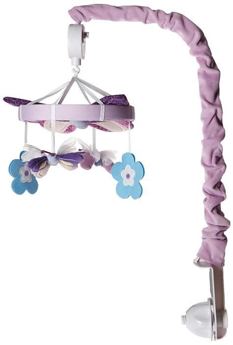the emma l by lambs ivy amazon com lambs ivy crib bumper butterfly lane 4