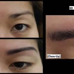 eyebrow tattoo nyc yelp tina lee skin care new york ny united states 3d