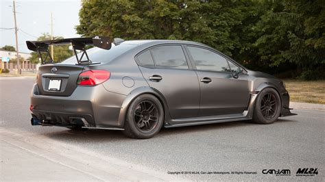 widebody subaru ml24 x can jam motorsports 2015 subaru wrx sti wide body