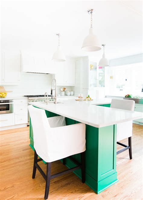 kitchen design with green kitchen island home bunch an interior design luxury homes