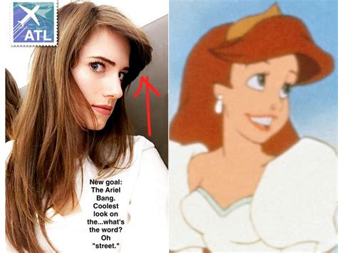 Kim Kardashian Home Decor allison williams compares her side bangs to this disney