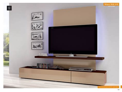 wall tv modern maya wall unit furniture store toronto