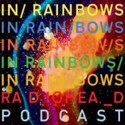 Radiohead In Rainbows by Catalogo Vinile Straniero Qr