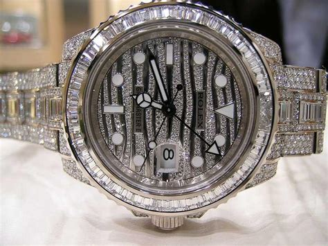 10 Really Expensive Diamond Crusted Watches   Financesonline.com