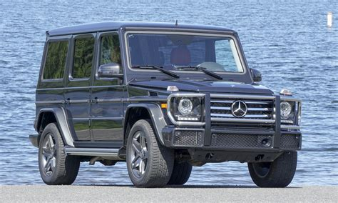 2016 mercedes g550 review automotive content