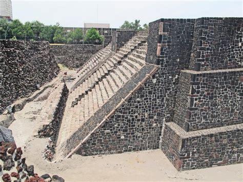 imagenes de ruinas aztecas se descubren los restos del templo mayor azteca en la