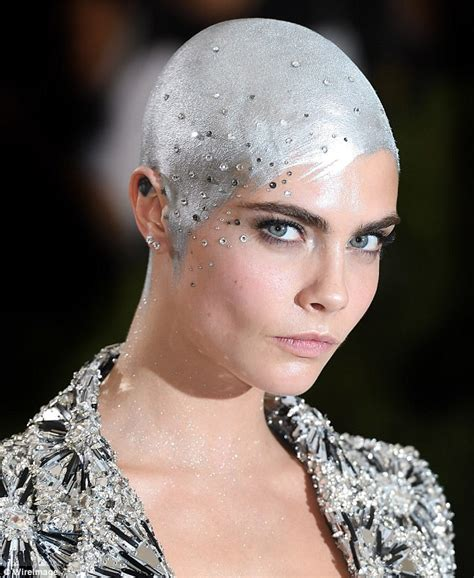 dye pixie professional cara delevingne s pixie cut valerian premiere looks