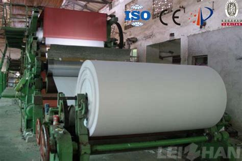 Toilet Paper Machine For Sale - 2tpd toilet paper machine for sale tissue paper machine