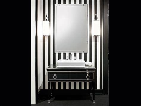 italian bathroom vanities lutetia l4 luxury italian bathroom vanity in black lacquered wood