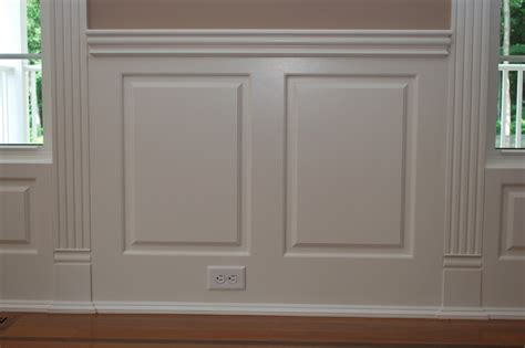 How To Put Up Wainscoting Panels Custom Raised Panel Pictures