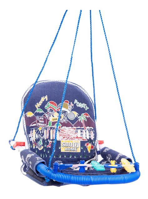 buy baby swing online india buy jiya baby swing jeans blue online in india kheliya