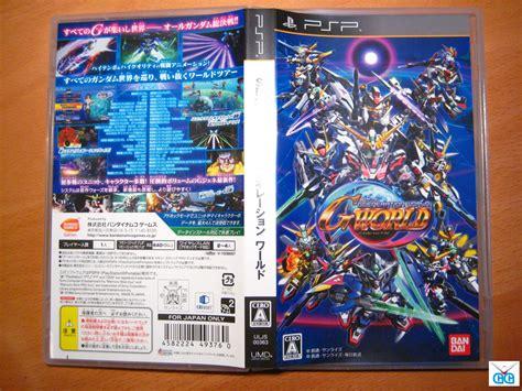Sd Gundam 010 G Generation Ms 02 Zeong gundam psp sd gundam g generation world released got it