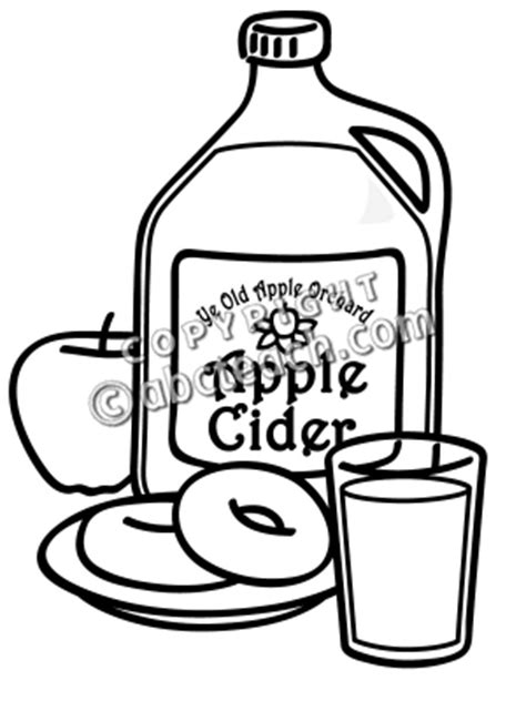 apple cider coloring pages apple cider clipart apple clipart panda free clipart