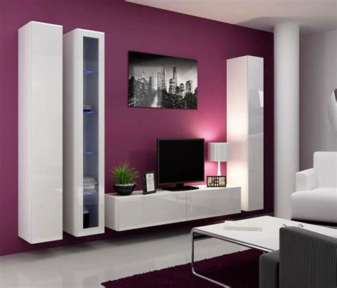 modern tv wall unit ideas  mesmerize  dwell  decor